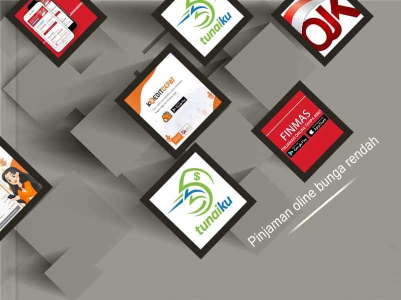 Aplikasi Pinjaman Online Bunga Rendah Terdaftar Ojk Siajun Com