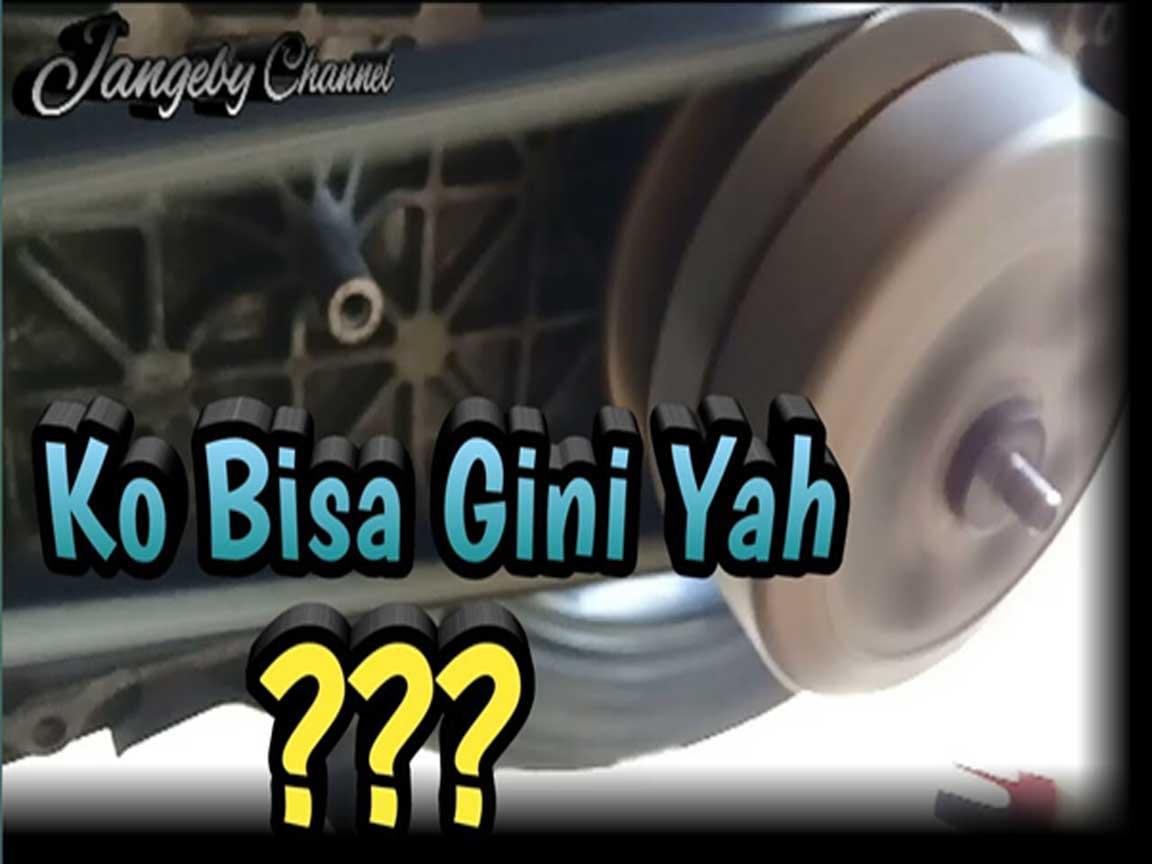 Penyebab CVT Mio Bunyi Kasar Akibat Pulley Belakang