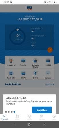 Cara Aktivasi BRImo Mobile Banking BRI Terbaru Versi Beta ...